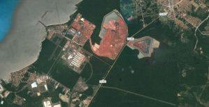 Imagem do Google Maps